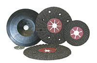 Semi-Flexible Masonry Discs